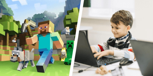 Programming with Minecraft (Junior)