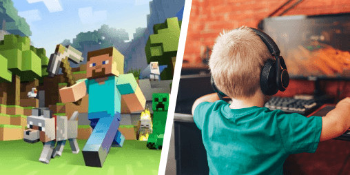 Online Programming with Minecraft (Junior – part 1)